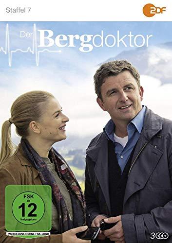Der Bergdoktor Staffel  7 (3 DVDs)