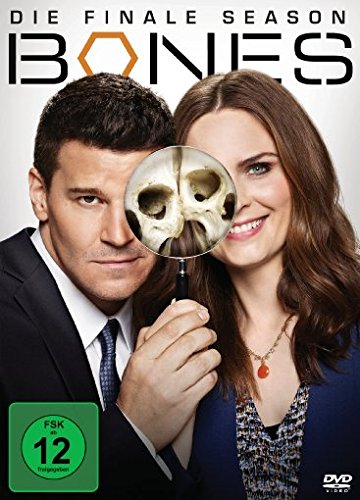 Bones Season 12 (3 DVDs)