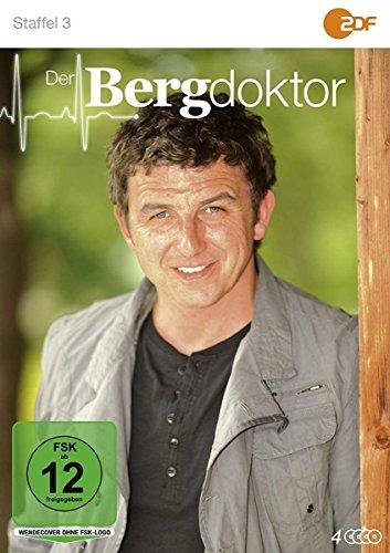 Der Bergdoktor Staffel  3 (4 DVDs)