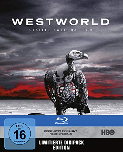 Westworld Staffel 2 [Blu-ray]