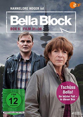 Bella Block Box 6 (Fall 31-38 inkl. dem letzten Film) (4 DVDs)