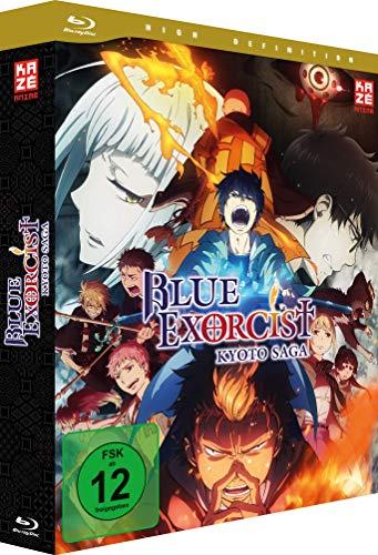 Blue Exorcist: Kyoto Saga, Vol. 1 (Limited Edition im Sammelschuber) [Blu-ray]