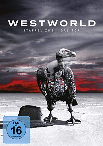 Westworld Staffel 2 (3 DVDs)