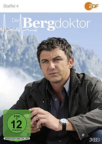 Der Bergdoktor Staffel  4 (3 DVDs)