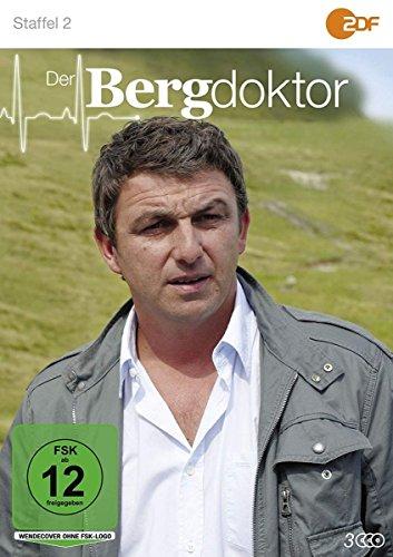 Der Bergdoktor Staffel  2 (3 DVDs)