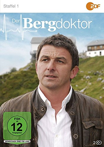 Der Bergdoktor Staffel  1 (2 DVDs)