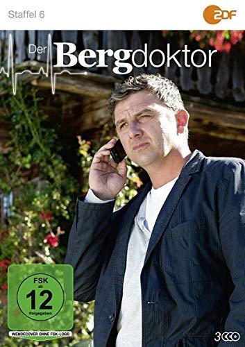 Der Bergdoktor Staffel  6 (3 DVDs)