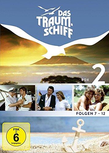 Das Traumschiff Box  2 (Folgen 7-12) (3 DVDs)