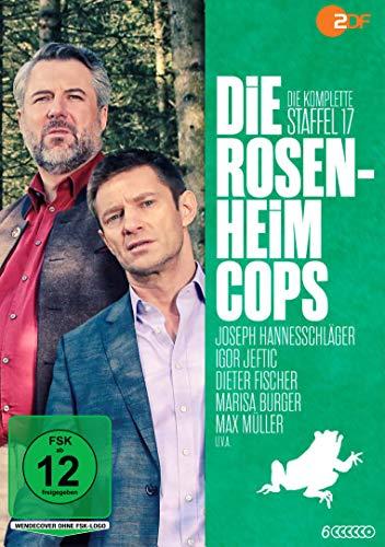Die Rosenheim Cops Staffel 17 (7 DVDs)