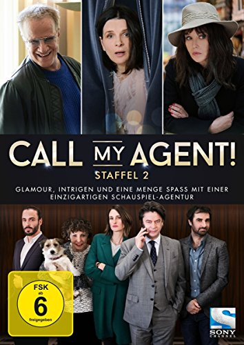 Call my Agent! Staffel 2 (2 DVDs)