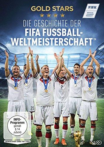Die Geschichte der FIFA Fußball-Weltmeisterschaft™ - Die offizielle WM-Chronik der FIFA (2 DVDs)
