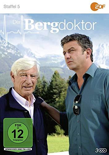 Der Bergdoktor Staffel  5 (3 DVDs)