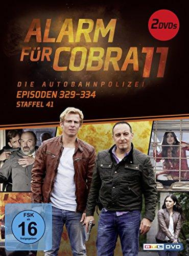 Alarm für Cobra 11 Staffel 41 (2 DVDs)