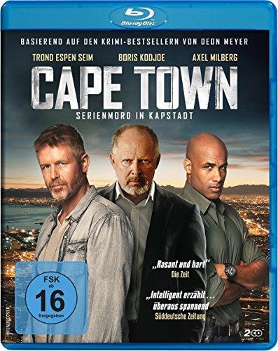Cape Town Serienmord in Kapstadt [Blu-ray]