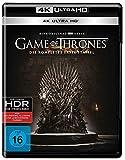 Game of Thrones - Staffel 1 [4 Blu-rays 4K Ultra HD]