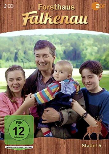 Forsthaus Falkenau Staffel  5 (3 DVDs)