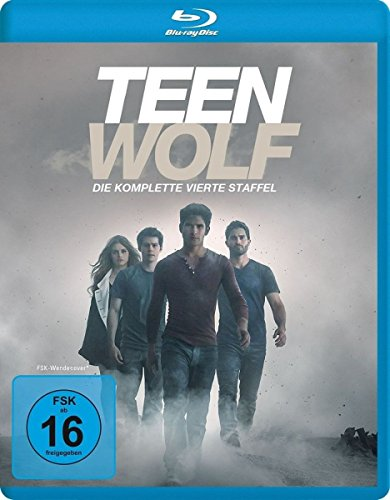 Teen Wolf Staffel 4 (Softbox) [Blu-ray]