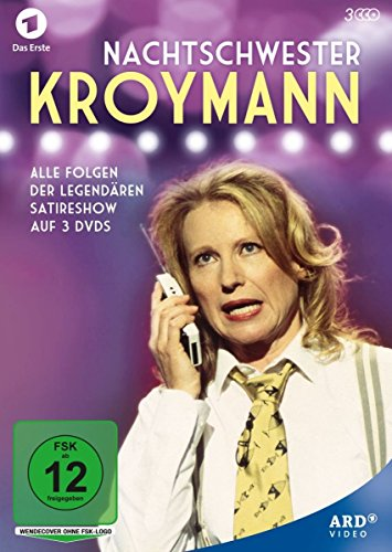 Nachtschwester Kroymann Die komplette Serie (3 DVDs)