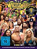 Wrestlemania 34 (Limited Edition inkl. Bonus DVD NXT Takeover)