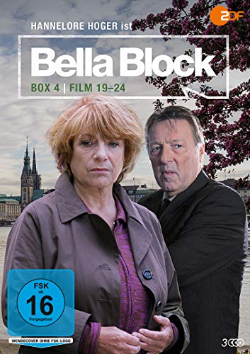 Bella Block Box 4 (Fall 19-24) (3 DVDs)