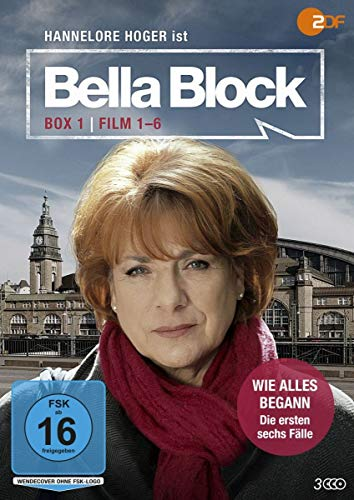 Bella Block Box 1 (Fall 1-6) (3 DVDs)
