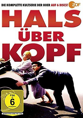 Hals über Kopf Die komplette Serie (6 DVDs)