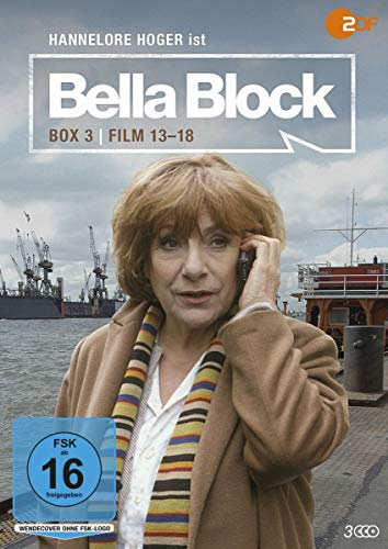 Bella Block Box 3 (Fall 13-18) (3 DVDs)