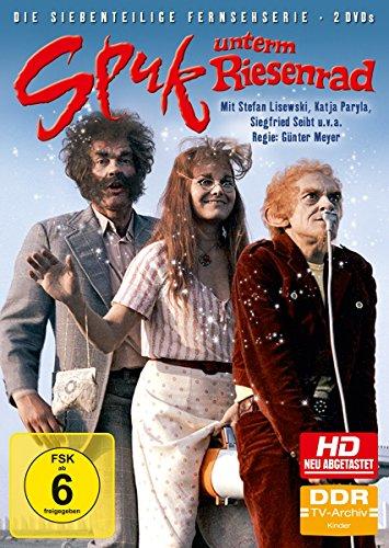 Spuk unterm Riesenrad (HD neu abgetastet) (DDR TV-Archiv) (2 DVDs)
