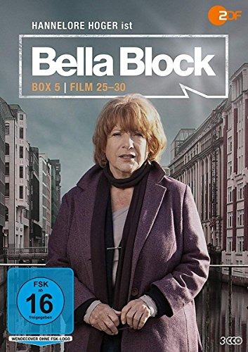 Bella Block Box 5 (Fall 25-30) (3 DVDs)
