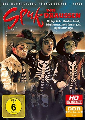 Spuk von draußen (HD neu abgetastet) (DDR TV-Archiv) (2 DVDs) HD neu abgetastet (DDR TV-Archiv) (2 DVDs)