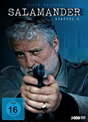 Salamander Staffel 2 (3 DVDs)