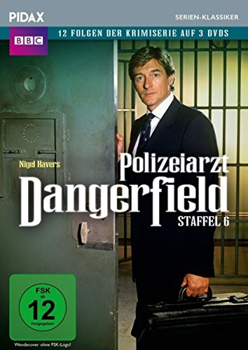 Polizeiarzt Dangerfield Staffel 6 (3 DVDs)