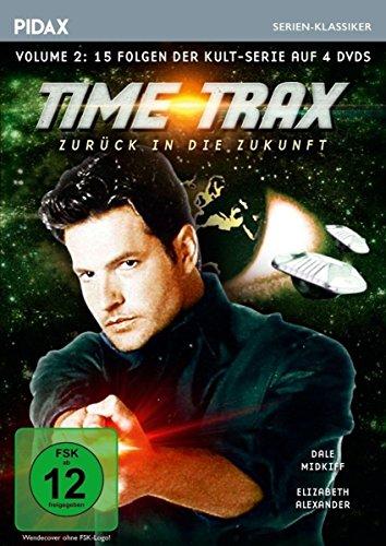 Time Trax - Zurück in die Zukunft, Vol. 2 (4 DVDs)
