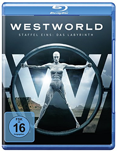 Westworld Staffel 1 [Blu-ray]