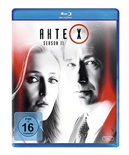 Akte X Season 11 [Blu-ray]