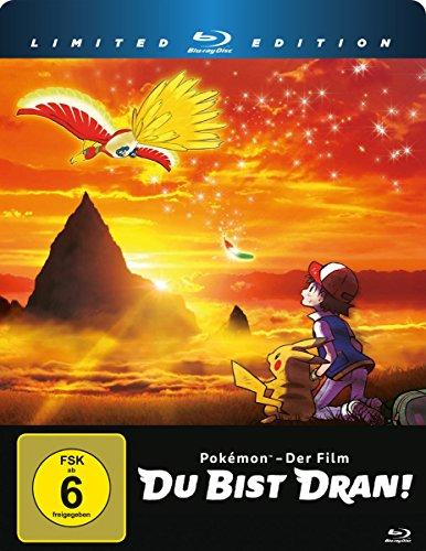 Pokémon - Der Film: Du bist dran! (Limited Steelbook Edition) [Blu-ray]