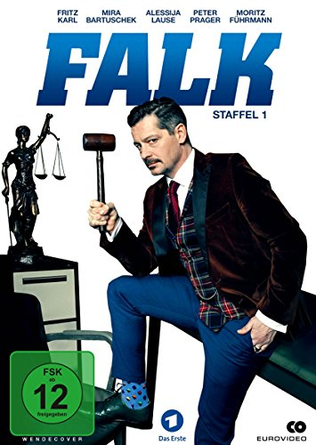 Falk Staffel 1 (2 DVDs)