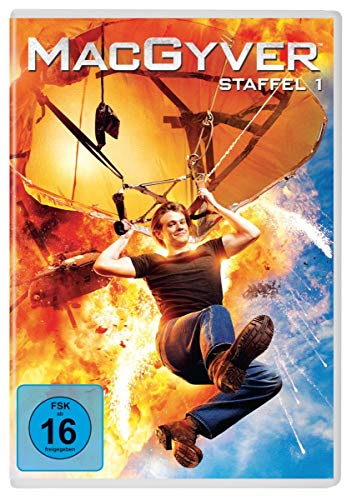 MacGyver Staffel 1 (5 DVDs)