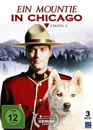 Ein Mountie in Chicago Staffel 3 (3 DVDs)