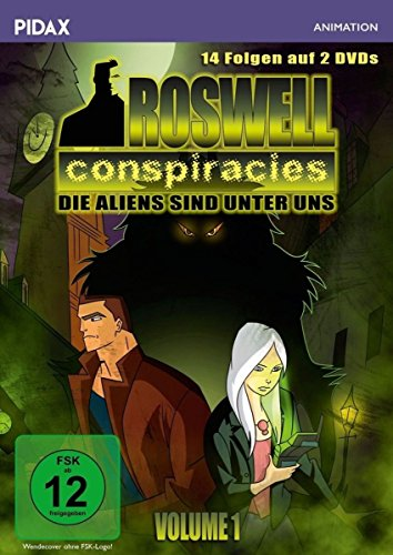 Roswell Conspiracies, Vol. 1 (2 DVDs)