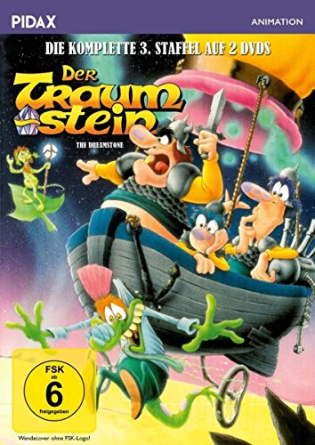 Der Traumstein Staffel 3 (2 DVDs)