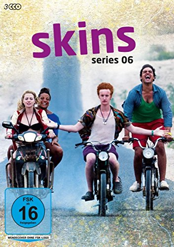 Skins Staffel 6 (2 DVDs)