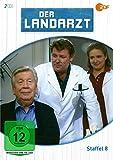 Der Landarzt - Staffel 8 (2 DVDs)