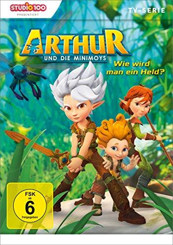 Arthur und die Minimoys DVD 1: Wie wird man ein Held?