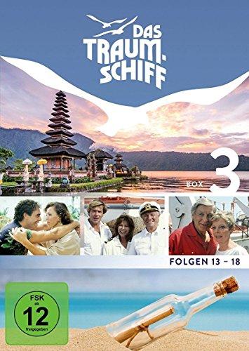 Das Traumschiff Box  3 (Folgen 13-18) (3 DVDs)