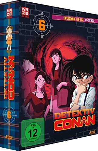 Detektiv Conan Die TV-Serie: Box 6