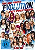 The Evolution of WWE's Women's Division (3 DVDs)