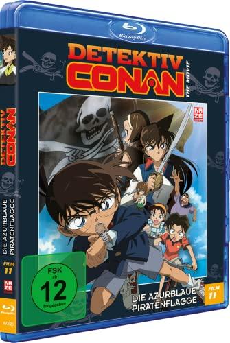 Detektiv Conan 11. Film: Die azurblaue Piratenflagge [Blu-ray]