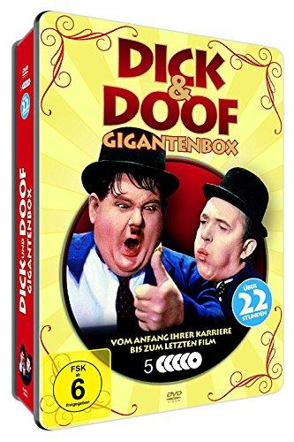 Dick & Doof Gigantenbox (Deluxe Sammler Metallbox) (5 DVDs)