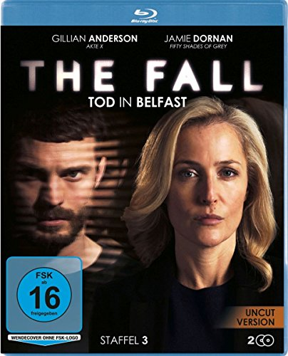 The Fall - Tod in Belfast: Staffel 3 [Blu-ray]
